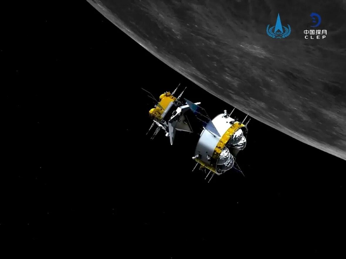 cápsula lunar chinesa