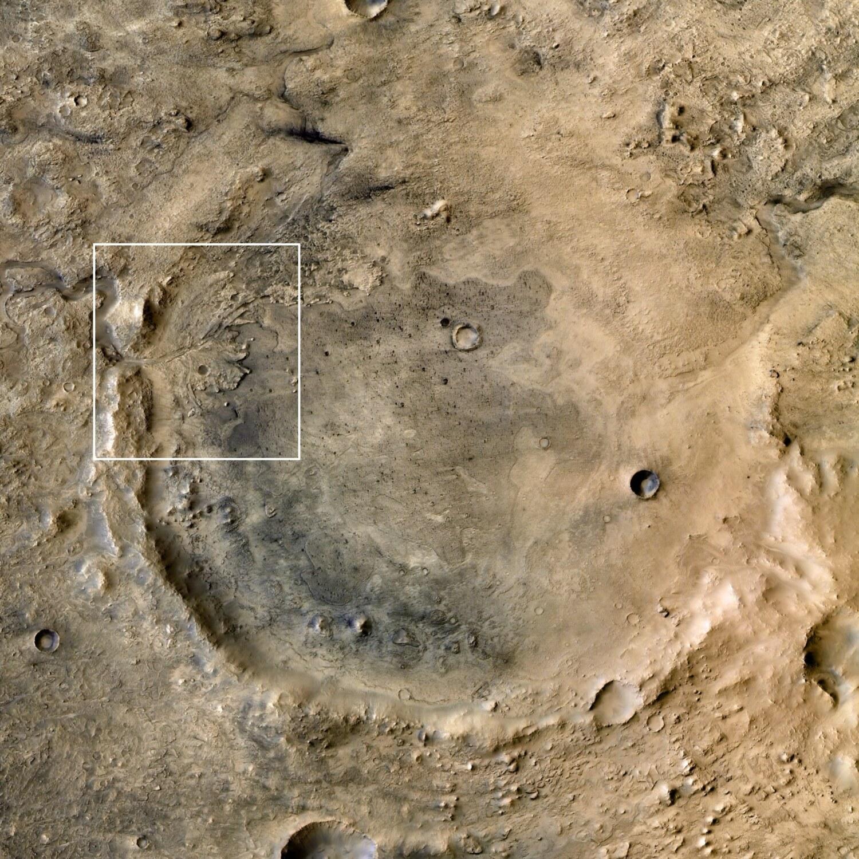 Teremos evidências de que vida na Terra veio de Marte?